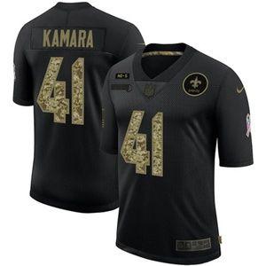 Saints Alvin Kamara Jersey 41